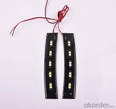 Auto Lighting System DC 12V 0.7A 0.2W with White CM-DAY-051
