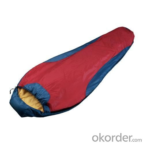 High Quality Outdoor Product Polyester New Design Sleeping Bag