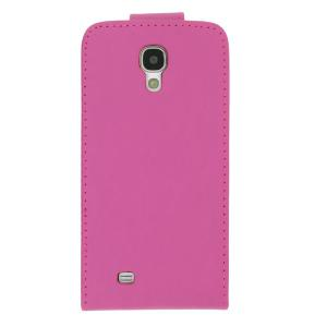 Luxury PU Leather Flip Case Cover for Samsung Galaxy S4 (I9500) Rose