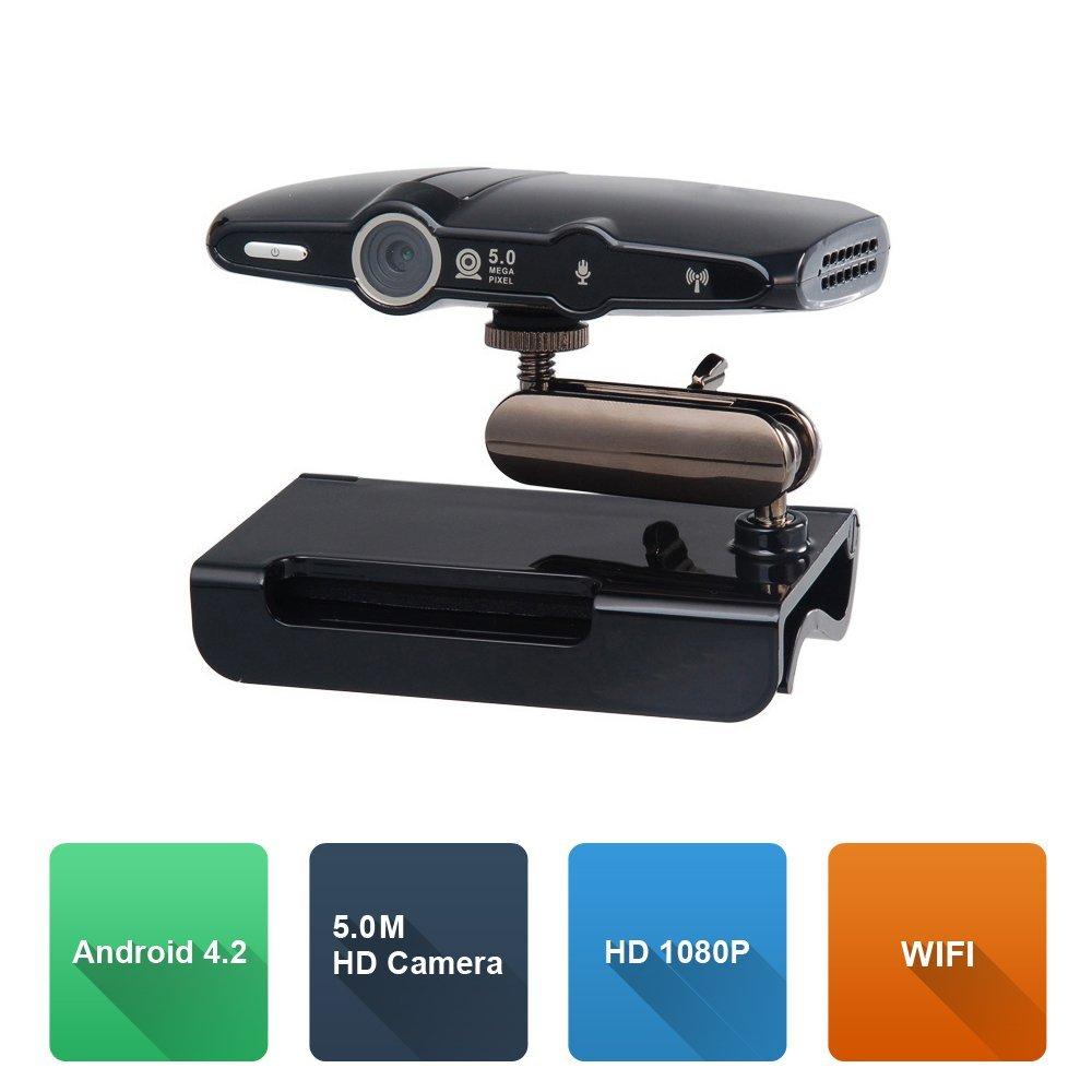 Andriod TV Box HD2 Dual Core Android 4.2 HDMI Full HD 1080P 1GB 8GB Mini PC With 5.0MP Camera