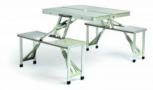 Hot Selling Outdoor Furniture Economic MDF Desktop Picnic Table