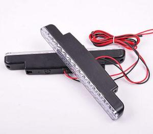 Auto Lighting System DC 12V 0.28A 0.06W  with Red CM-DAY-079