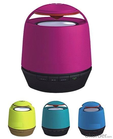 Bluetooth Speaker Plastic 3W ihandBT-09