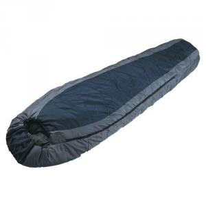 High Quality Outdoor Product Polyester Gray Waterproof Sleeping Bag