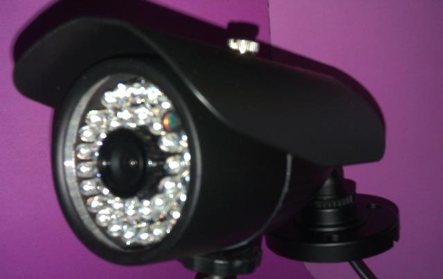 420TVL IR Waterproof CCTV Security Camera Series 60mm FLY-606