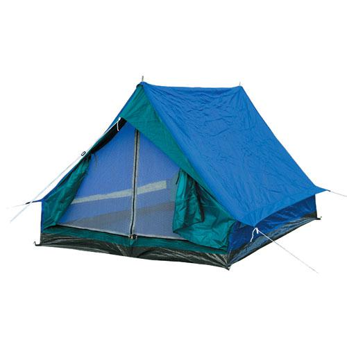 High Quality Outdoor Product 170T Polyester House Shape Camping Tent