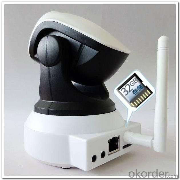 H.264 HD 720P P2P Wireless IP Camera XXC53100-T White