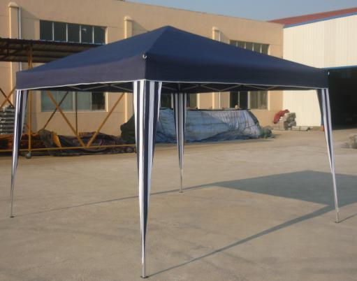 Hot Selling Outdoor Market Umbrella Full Iron Folding Tent