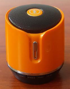 Bluetooth Speaker Plastic Steel 3W iHS08