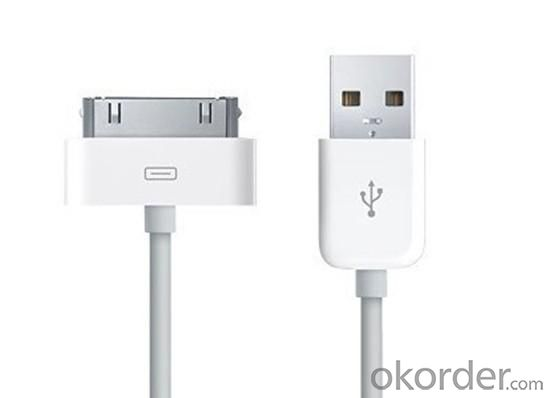 iPhone Data Cable iPhone4 iPhone3G/3GS iPod touch iPod classic iPod nano 100CM