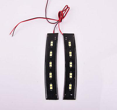 Auto Lighting System DC 12V 0.7A 0.2W with  Blue CM-DAY-050