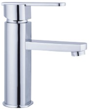 Single Handle Bathroom Faucet Squar Basin Mixer