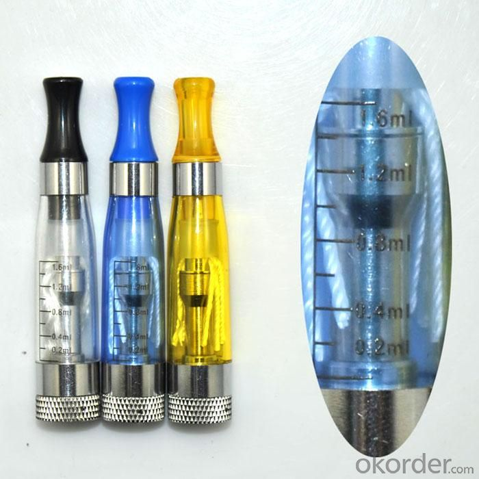 Electronic Cigarette CE4+ Clear Atomizer