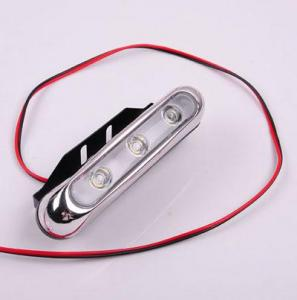 Auto Lighting System DC 12V 0.35A 1W with Red CM-DAY-070