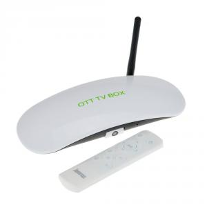Mini TV BOX S6 Android4.2 1G 8G 5.0MP Camera Bluetooth With Remote Control Mini PC Streaming Media Player