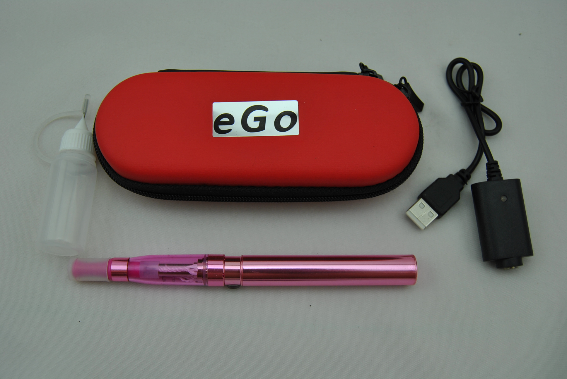 Full Color Sapphire EGO CE4 Electronic Cigarette Single Package Set