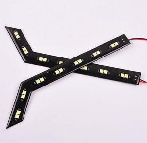 Auto Lighting System DC 12V 0.23A 0.2W0 with Red CM-DAY-058
