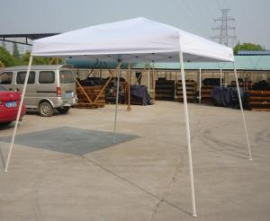 Hot Selling Outdoor Market Umbrella Full Iron Folding Tent 150g Polyester
