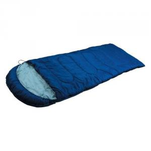 High Quality Outdoor Product Polyester Blue Sleeping Bag