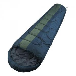 High Quality Outdoor Product Nylon Ripstop Dark Blue Waterproof Sleeping Bag
