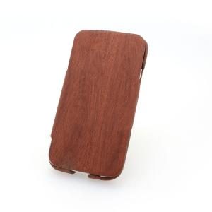 Tree Texture PU Leather Stand Case For Samsung Galaxy I9500 S4 Luxury Retro Wood Grain Battery Cover Case Brown