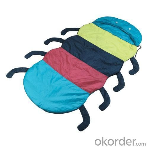 High Quality Outdoor Product New Design Cartoon Sleeping Bag