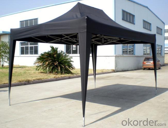 Hot Selling Outdoor Market Umbrella Full Iron Folding Tent 160g Polyester