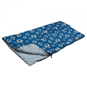 High Quality Outdoor Product New Design Football Pattern Sleeping Bag