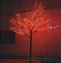 LED String Light Cherry  Red/Yellow 260W CM-SL-4320L1