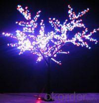 LED String Light Cherry Red/Yellow 104W CM-SL-1728L1