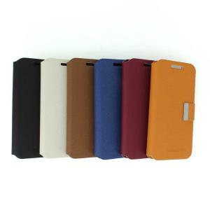 Luxury PU Leather Case for Samsung Galaxy S4 (I9500) Wallet Pouch Stand Cover White