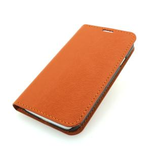 Luxury PU Leather Case For Samsung Galaxy S4 (I9500) Wallet Pouch Stand Cover Orange