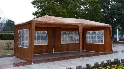 Hot Selling Outdoor Market Umbrella Full Iron Folding Blue Tent