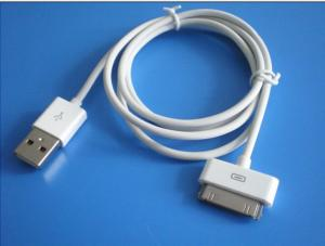 Apple High Quality Square USB Data Cable iPhone 4  iPhone3G/4GS iPod touch iPod classic iPod nano