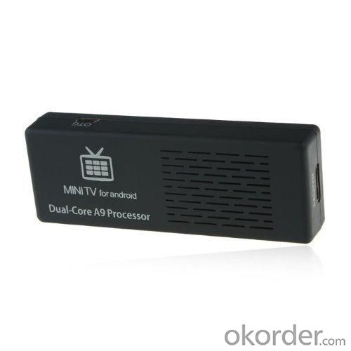 MK808C Dual Core A20 Android 4.2 TV BOX Rockchip Mini PC Smart TV Stick