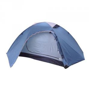 High Quality Outdoor Product 185T Polyester Blue Camping Tent