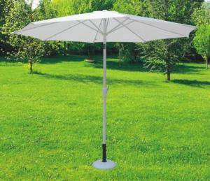 Hot Selling Outdoor Market Umbrella High Quality White Handle Of Umbrella