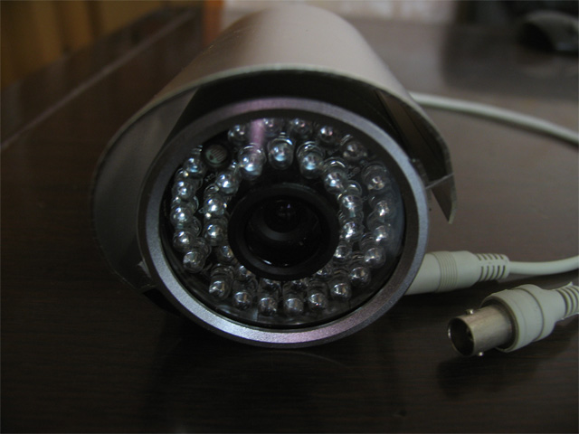 Professional CCTV Security IR Waterproof Camera Series 60mm FLY-6015