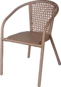 Hot Selling Outdoor Furniture Classical Leisure Steel Rattan Chair