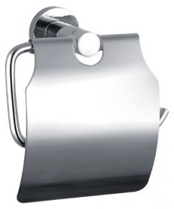 Luxury Bath Accessories Modern Chrome-plated Roll Holder