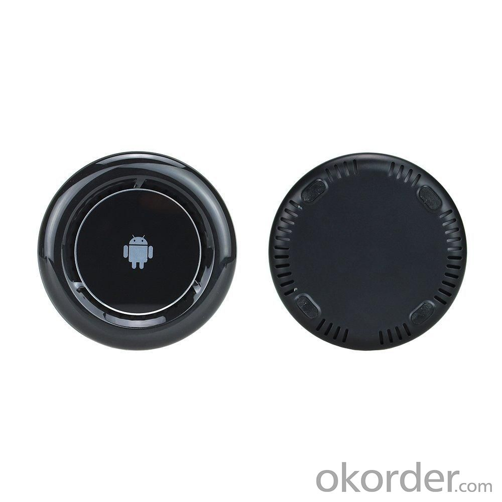 Q8 Andriod TV Box Quad Core Android 4.2.2 OS Mini TV BOX 2G 8G 2.0MP Camera Mic Bluetooth Black