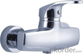Single Handle Bathroom Faucet Contemporary Shower Faucet