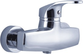 Single Handle Bathroom Faucet Contemporary Shower Faucet