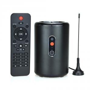 Q8 Andriod TV Box Quad Core Android 4.2.2 OS Mini TV BOX 2G 8G 2.0MP Camera Mic Bluetooth Black