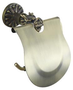 Luxury Bath Accessories Classical Dragon  Shape Roll Holder