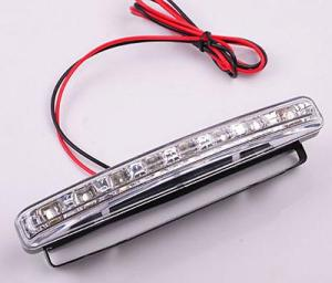 Auto Lighting System DC 12V 0.16A 0.06W with Red CM-DAY-076