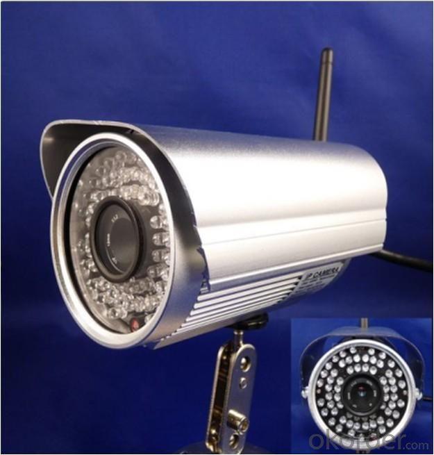 H.264 P2P Wireless IP Camera HD Pixels CMOS 1.3Mega CTV-103HD