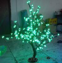LED String Light Cherry Blue/Green/White 15W CM-SL-240L2