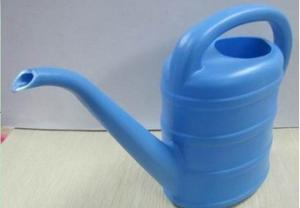 High Quality Outdoor Product PE Blue Simple Watering Can S