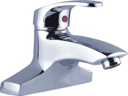 Single Handle Bathroom Faucet Lavatory Shower Faucet